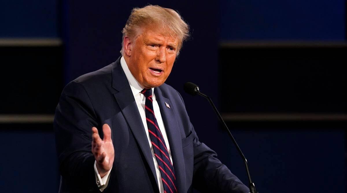 Donald Trump presidente EUA
