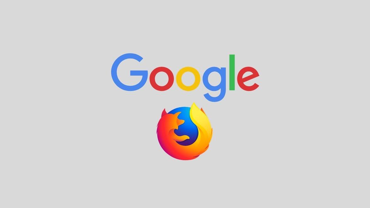 Firefox e Google