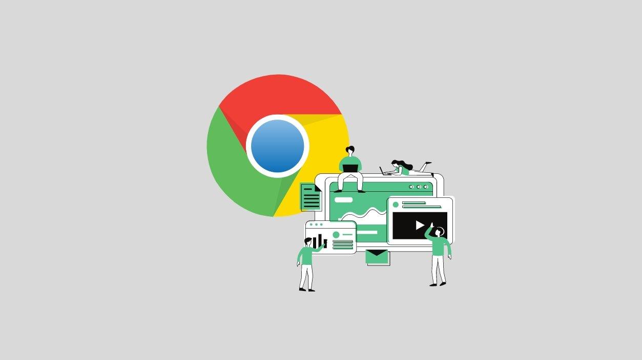 Google chrome publicidade