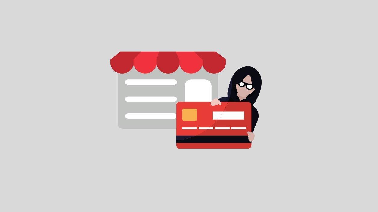 roubo de cartão de crédito