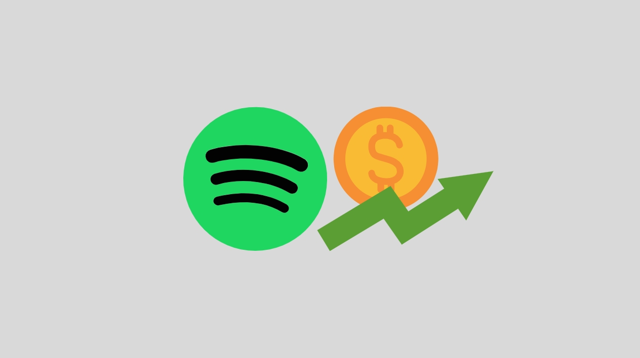Spotify crescimento lucros