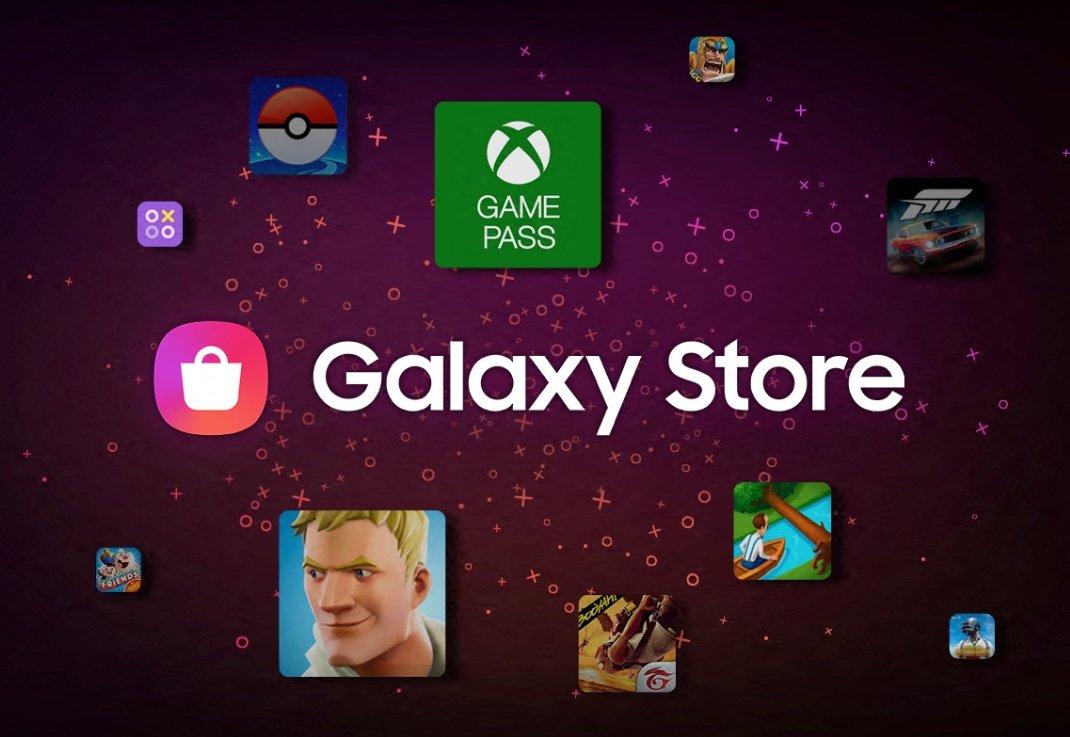 Samsung Galaxy Store