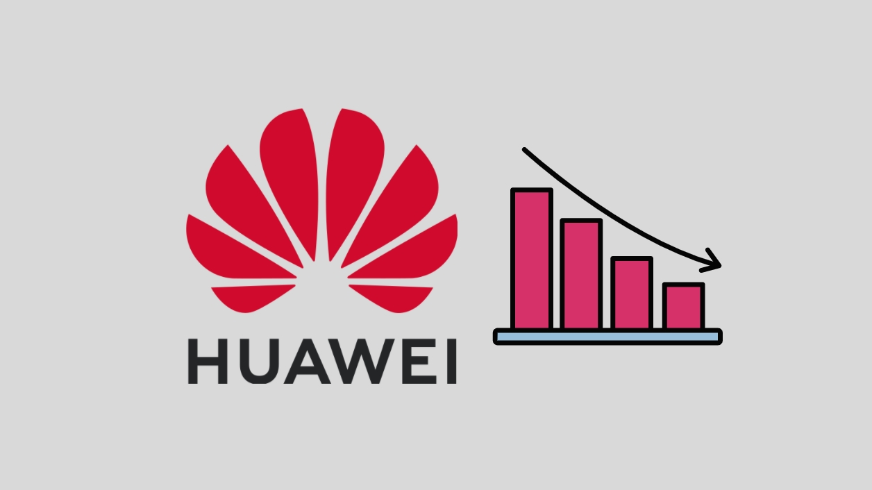 Huawei fall