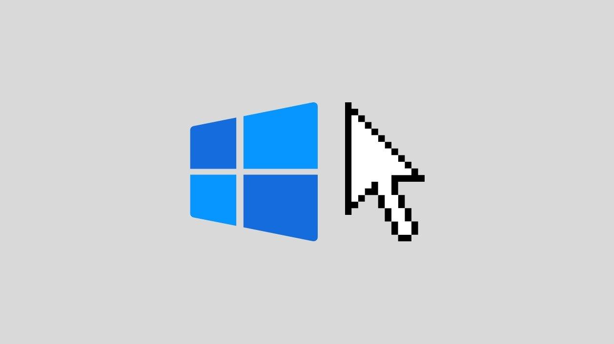 Windows rato cursor