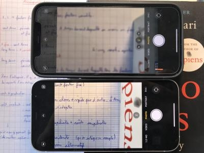 sistema autofoco funcionamento iphone