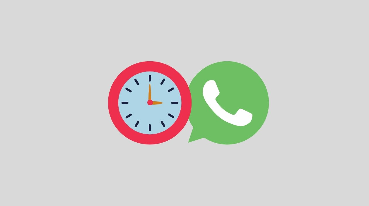 WhatsApp mensagens temporárias