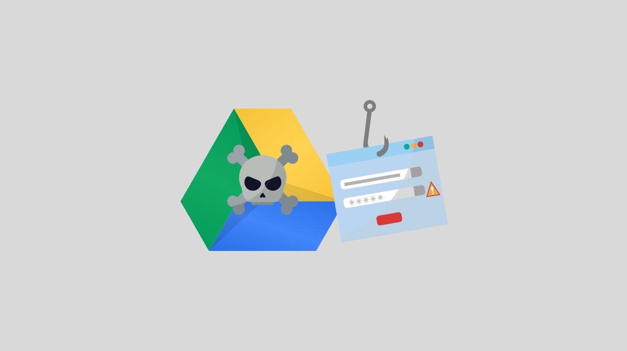 Ataque google drive