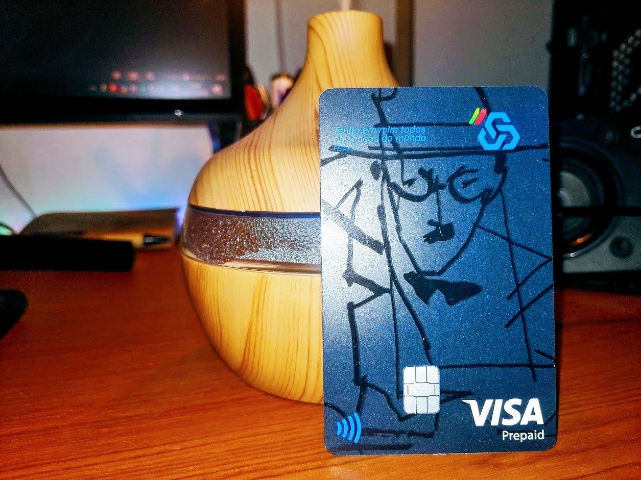 caixa geral de depósitos cartão