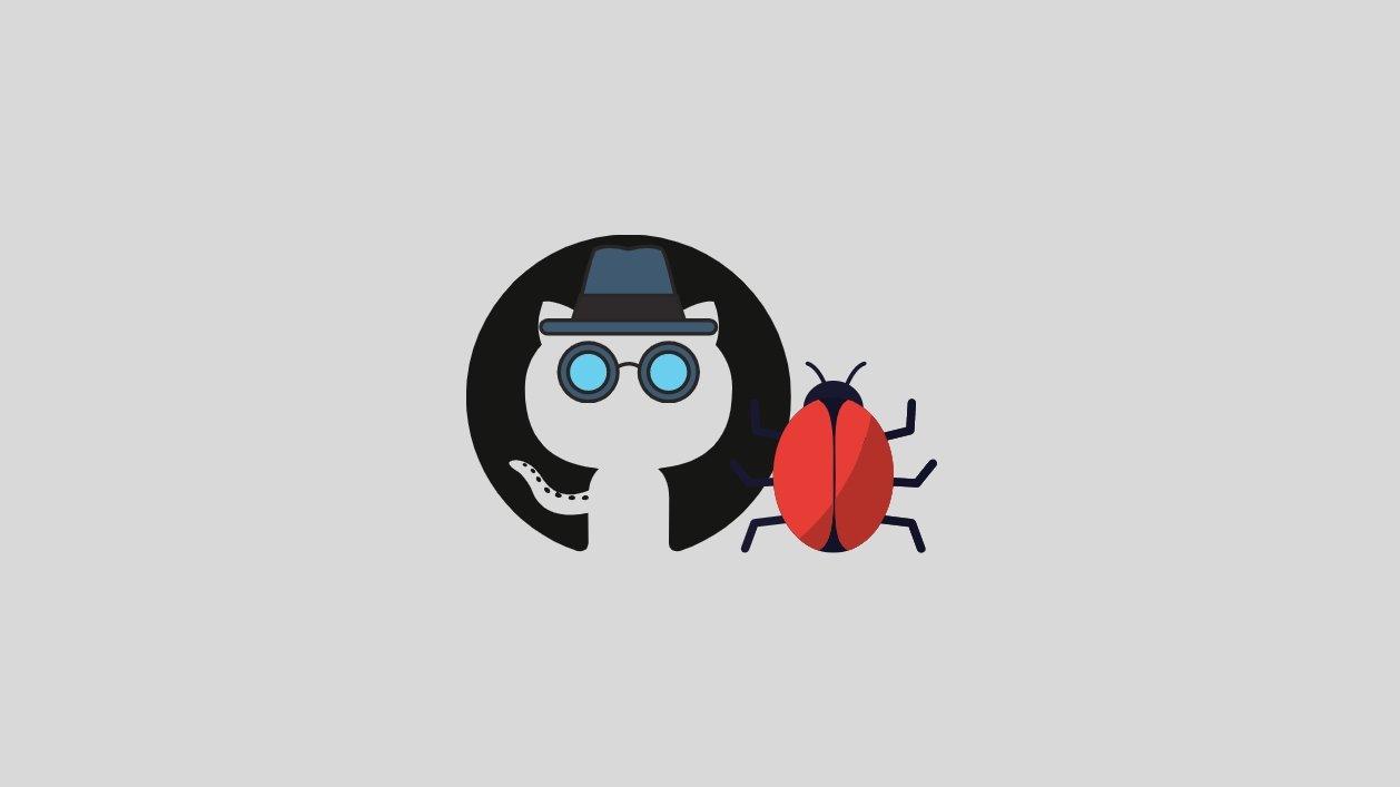 Github malware escondido