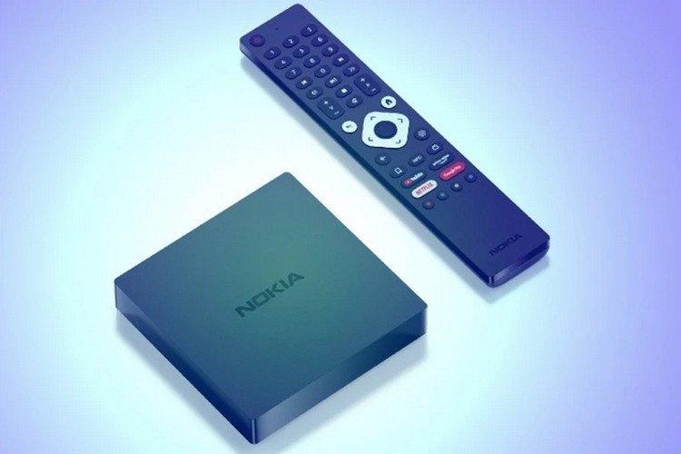Nokia Android box tv