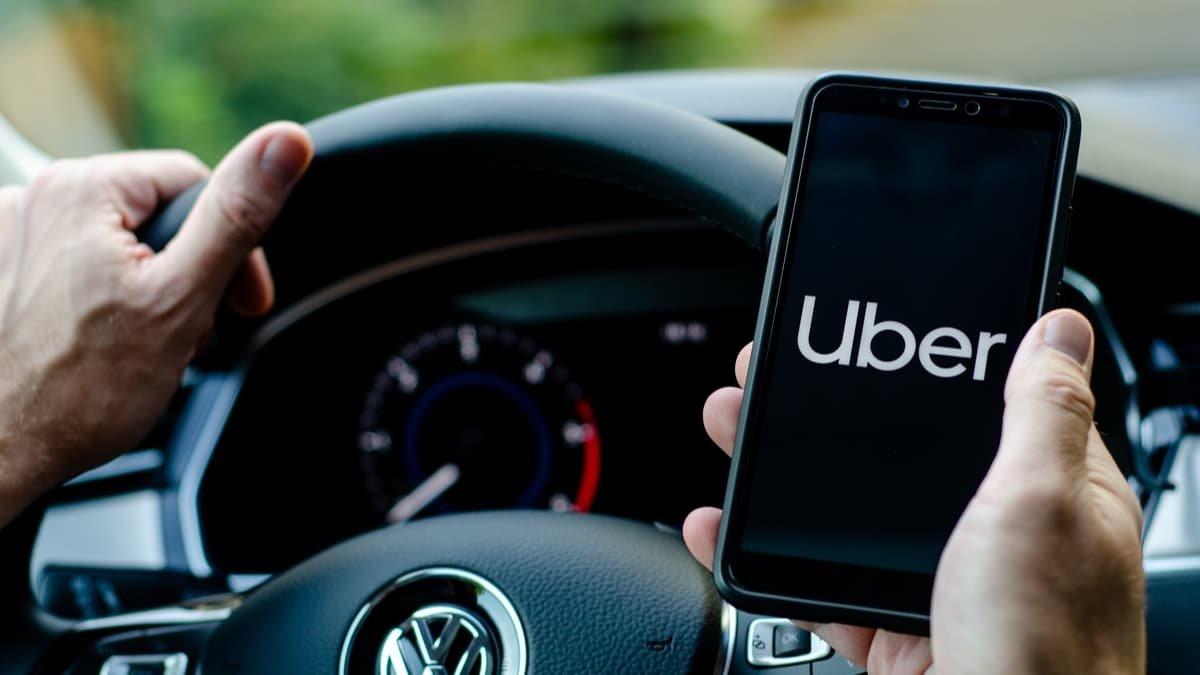 Uber viagens