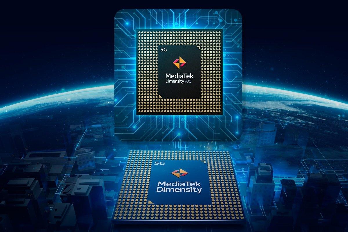 MediaTek novo chip dimensity 700