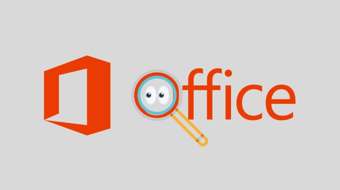 Office recolha dados utilizadores