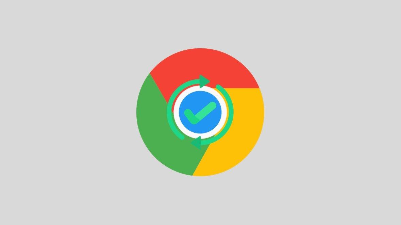 Chrome atualização