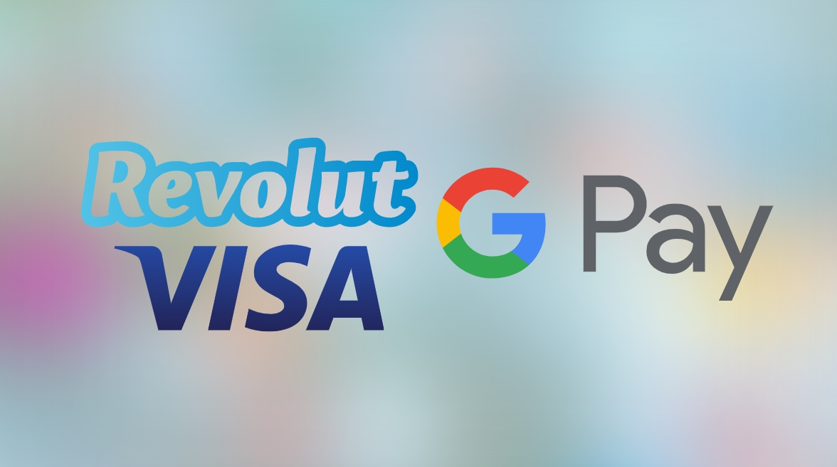 Revolut Visa Google Pay