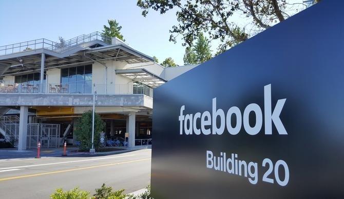 Facebook sede