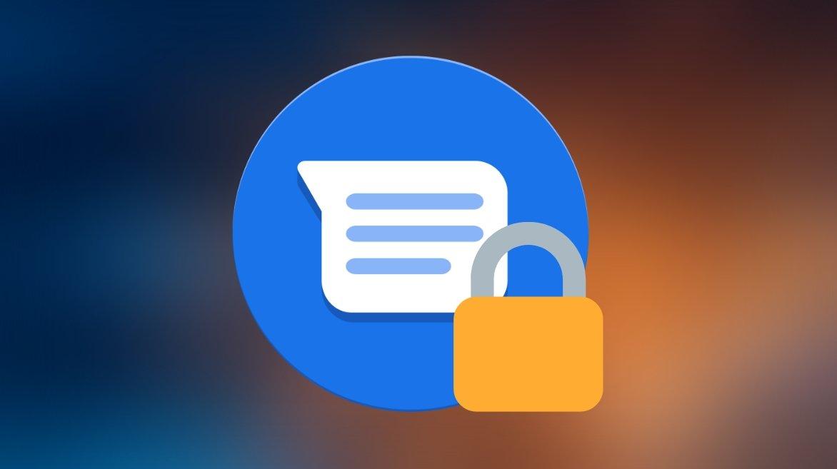 Mensagens da Google encriptadas