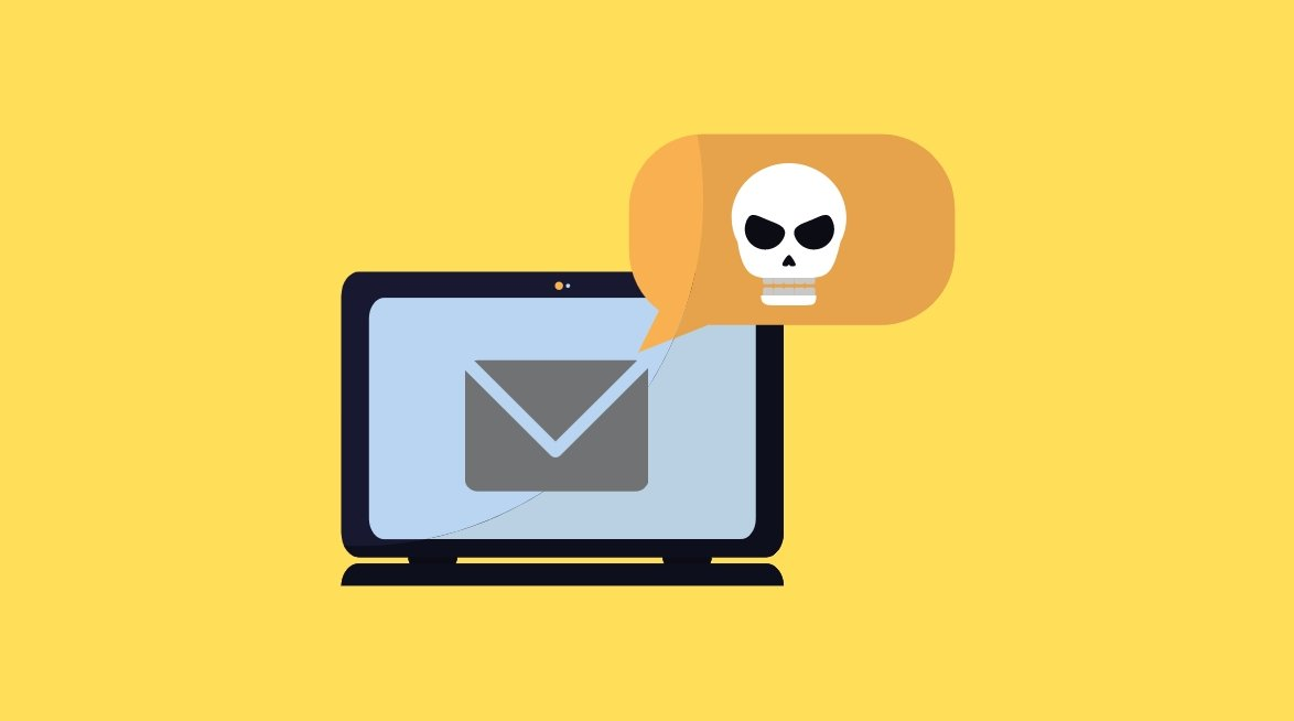 Hackers malware spam