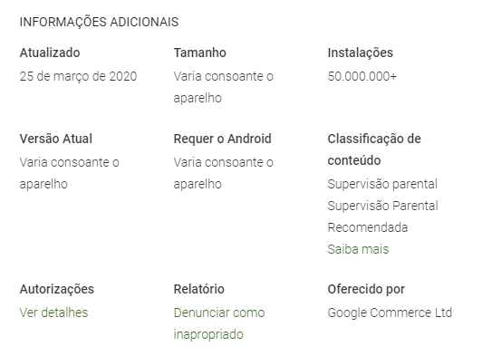Google podcasts google play store