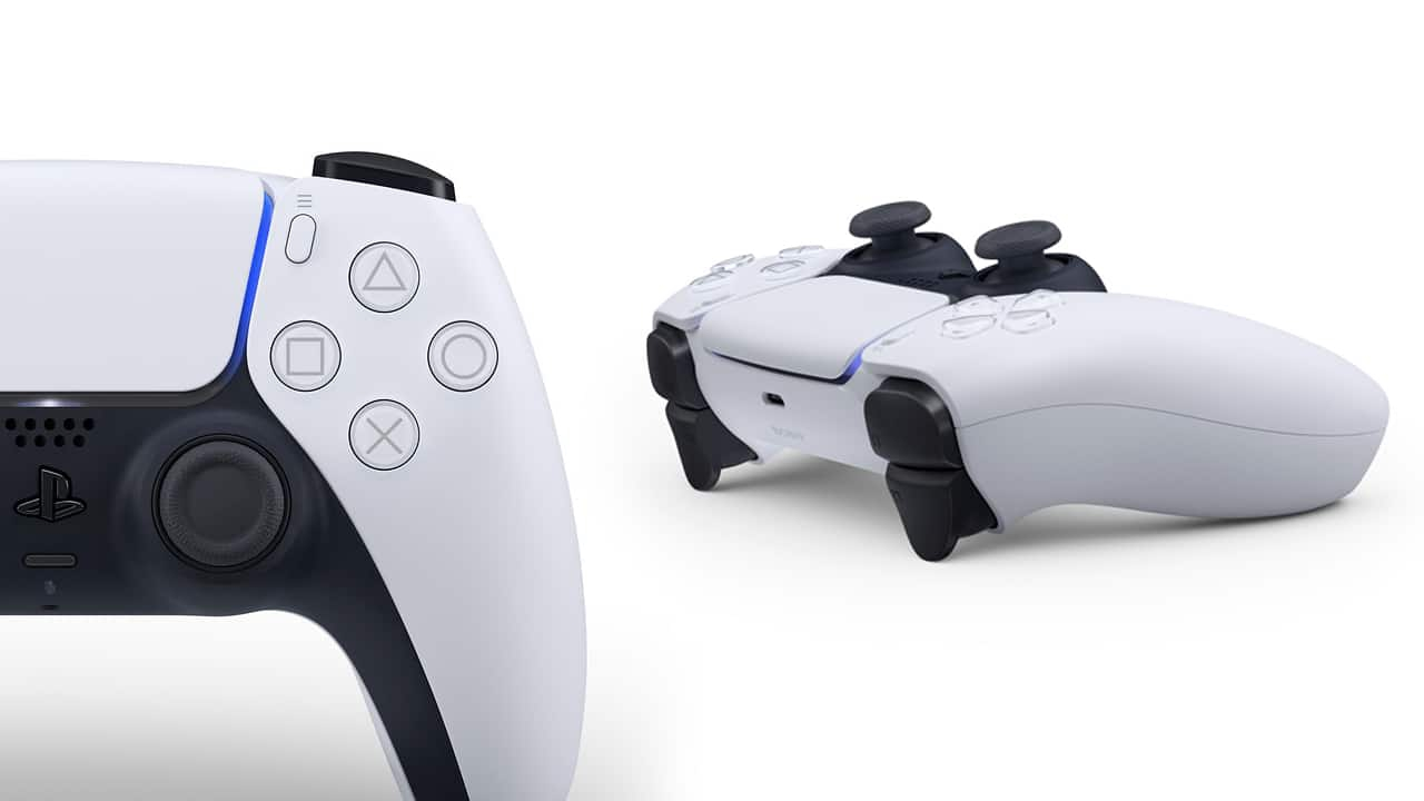 Steam Dualsense PlayStation 5