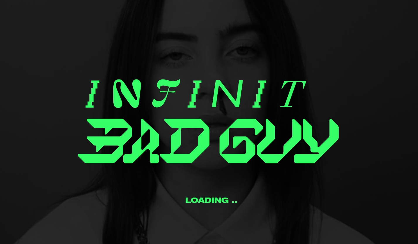 Infinite Bad Guy