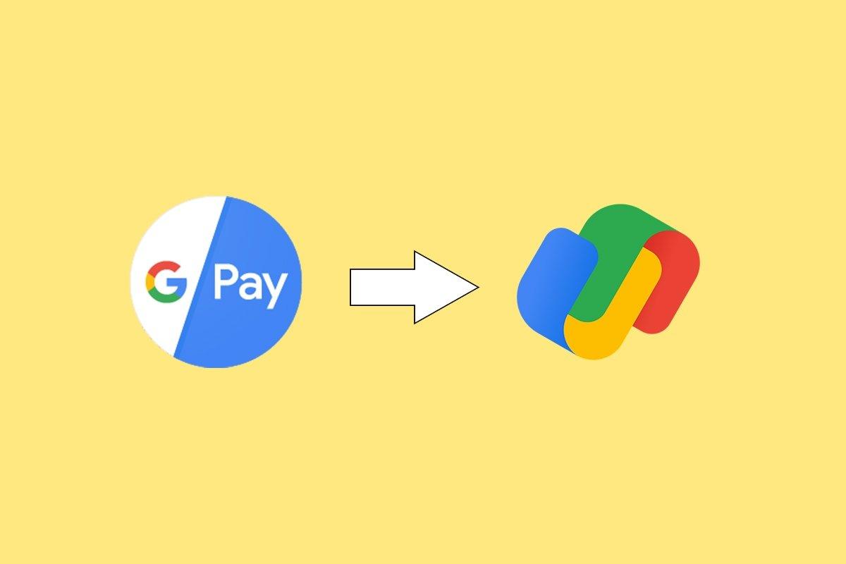 Google pay novo logo