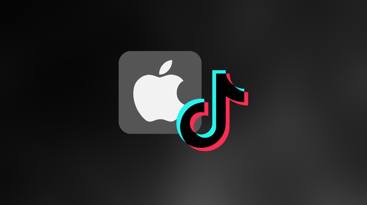 Apple e TikTok