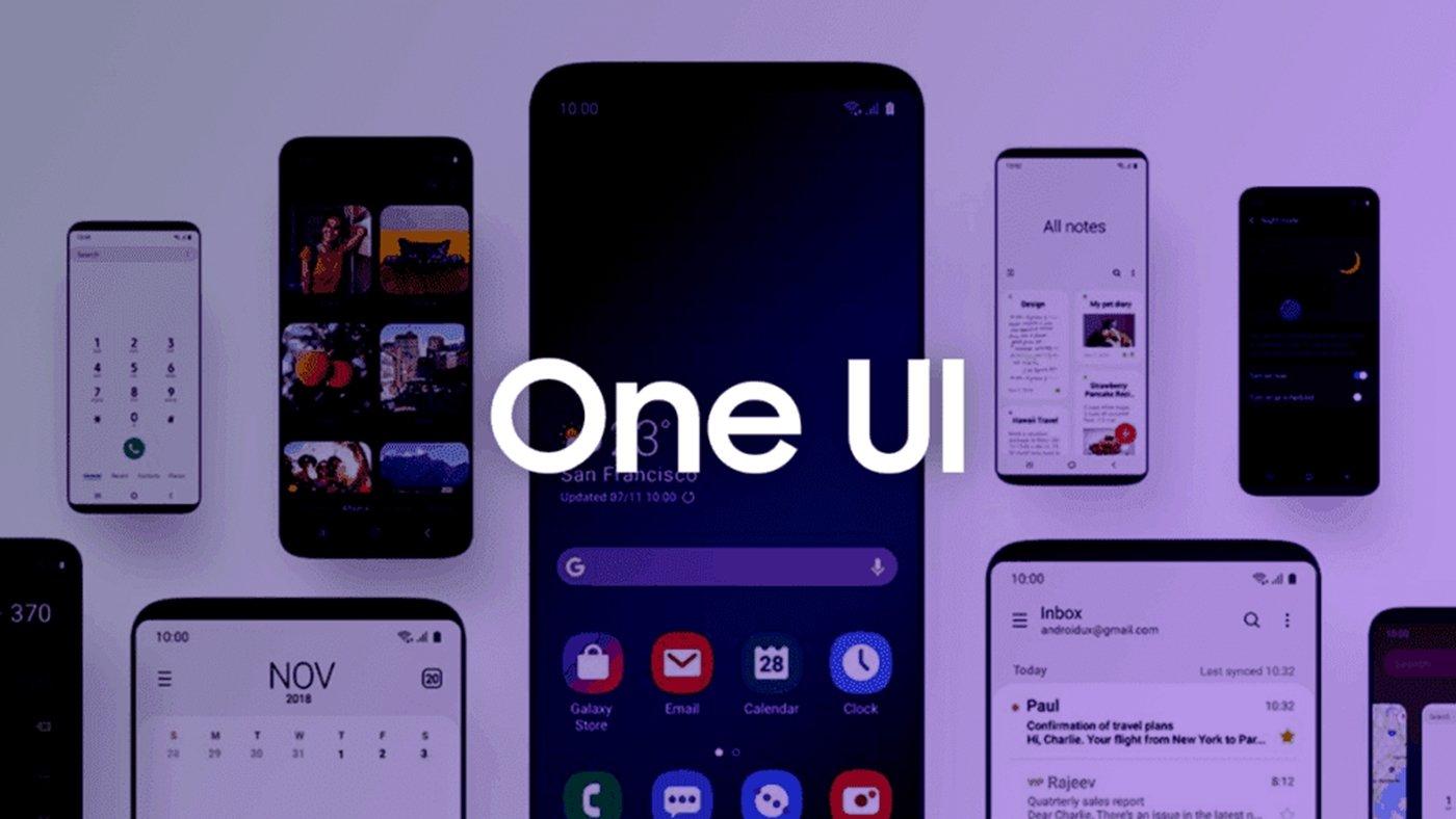 OneUI 3 Beta