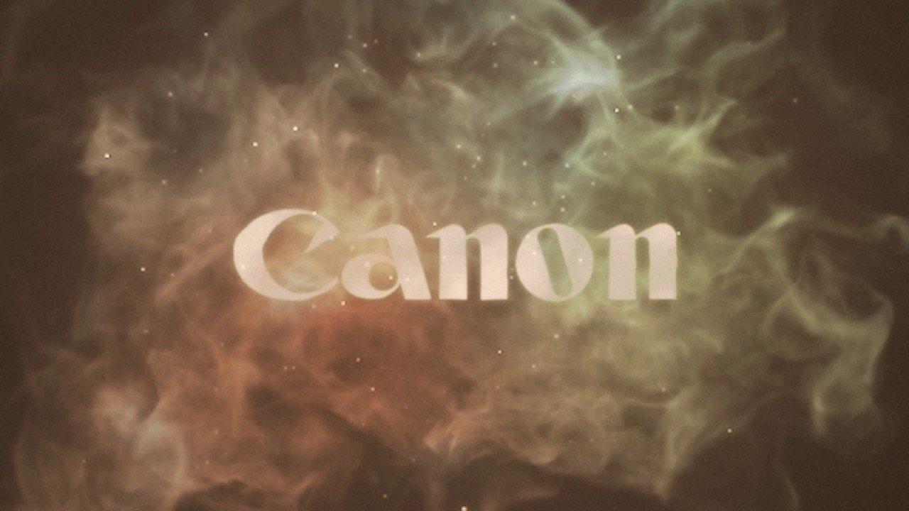 Canon logo fumo