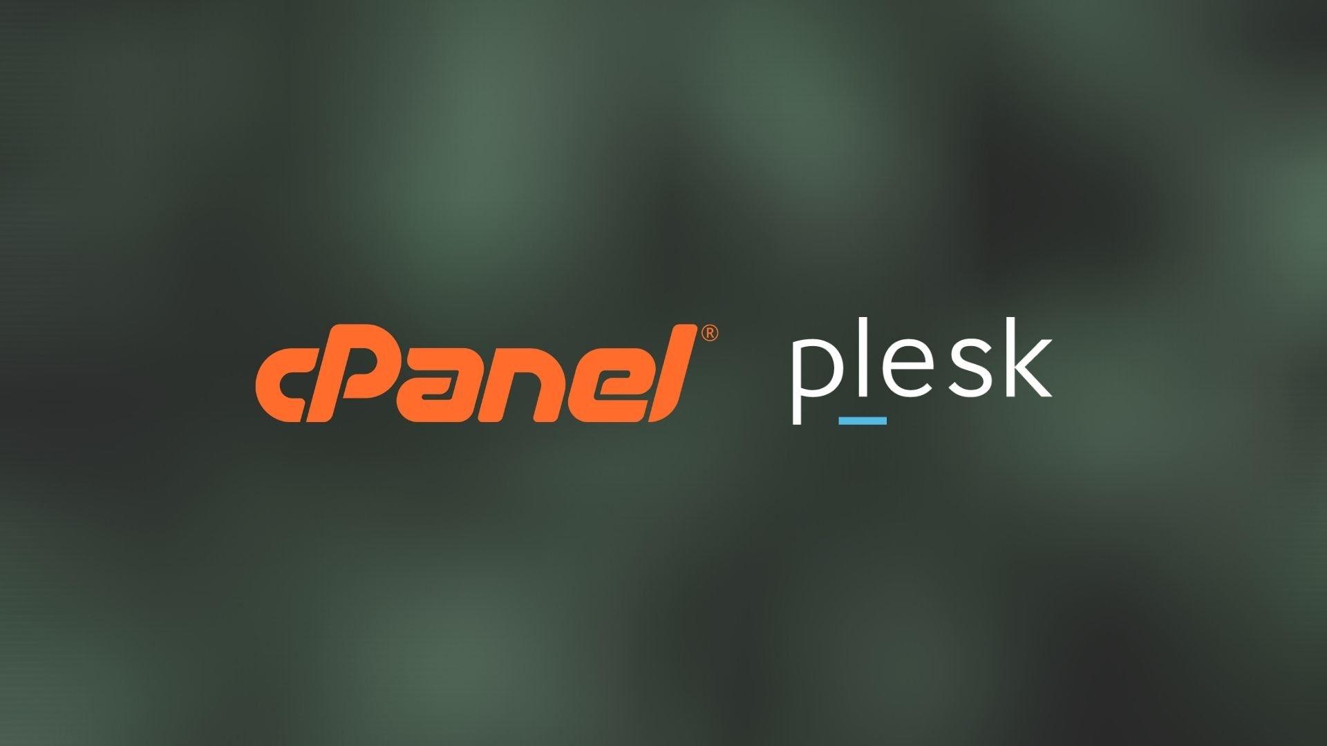 cPanel e Plesk