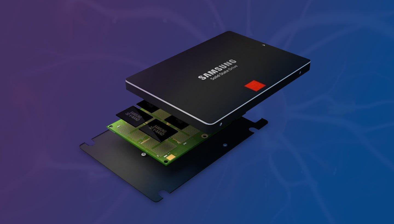Windows SSD disco