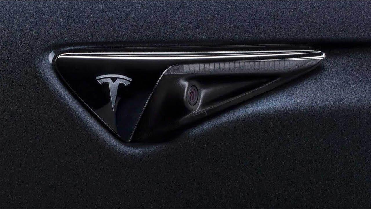 Tesla camera