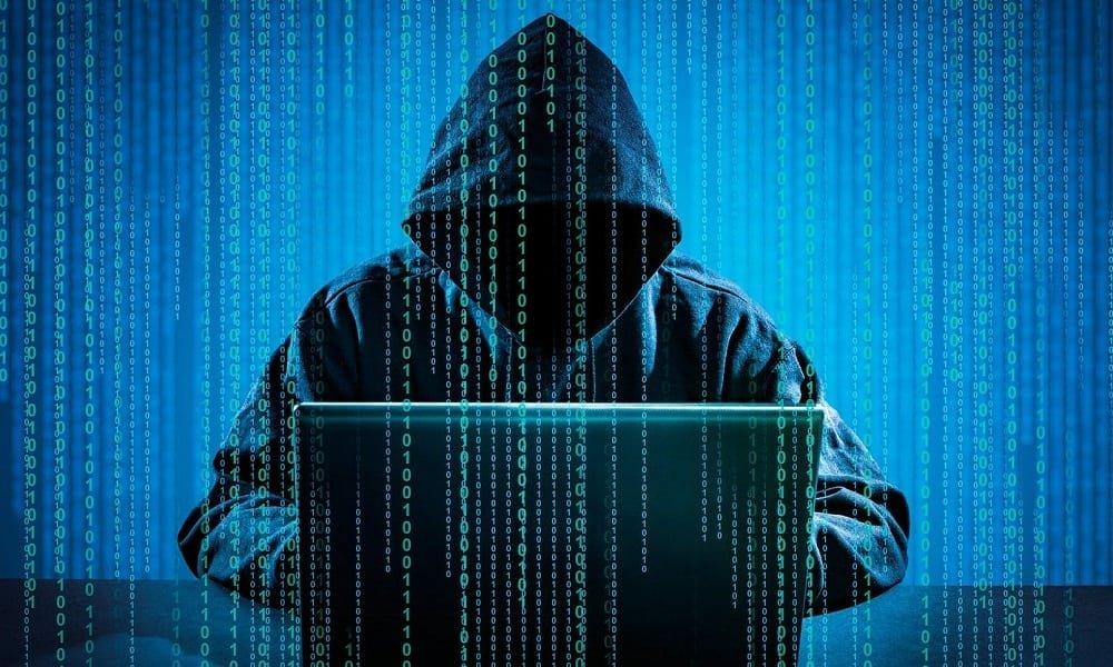 Hacker contas email