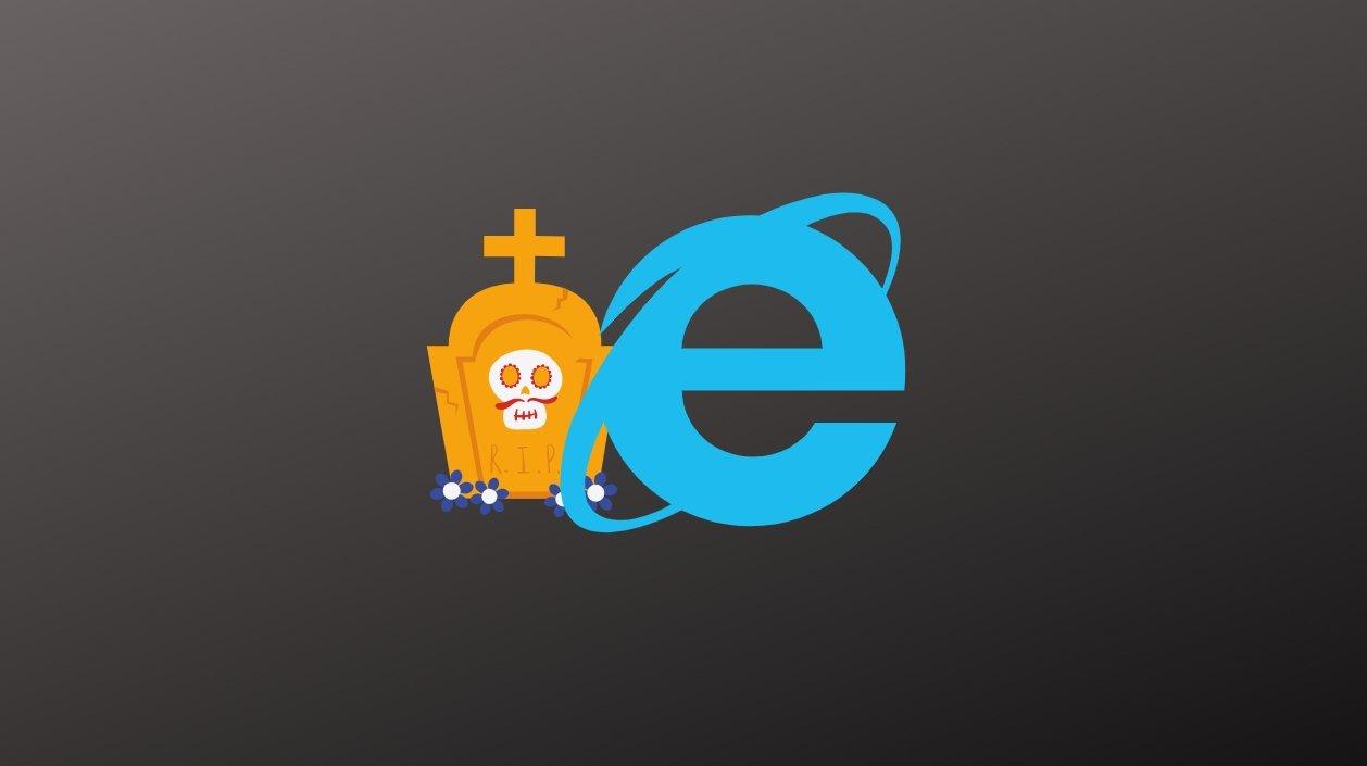 Internet Explorer fim de vida