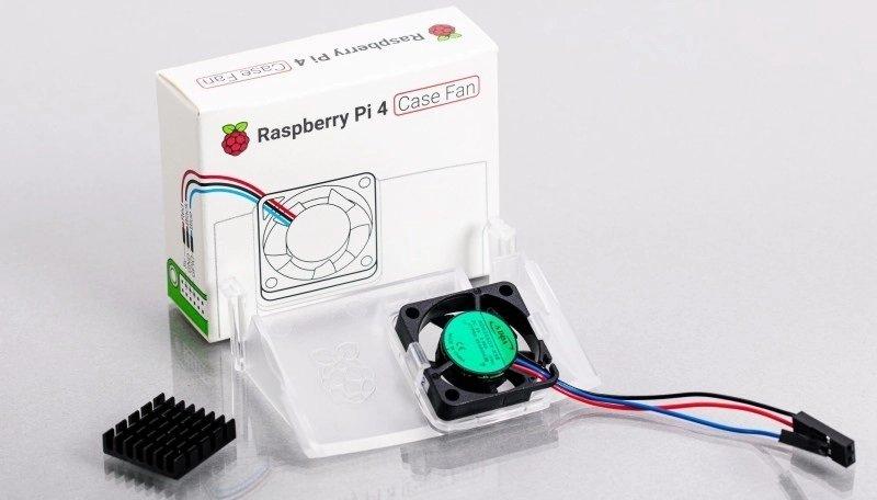 Pi 4 Case Fan