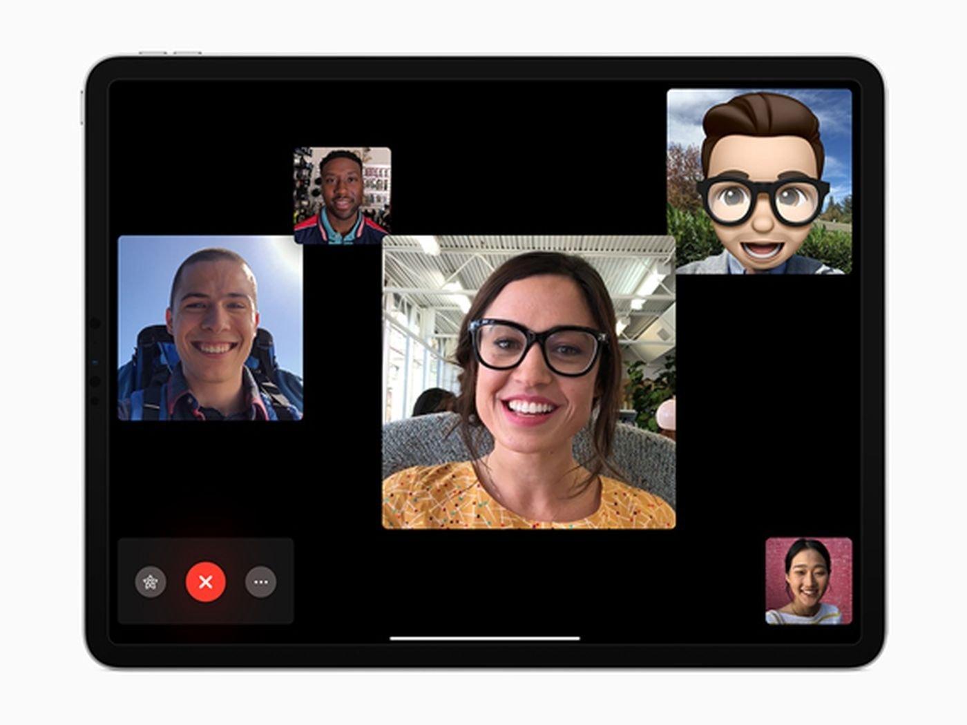 FaceTime da Apple