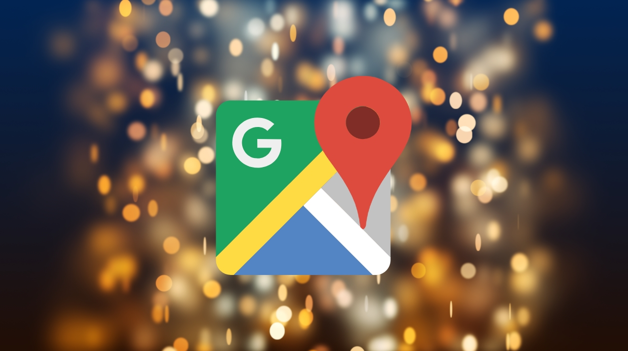 Google Maps ícone da aplicação