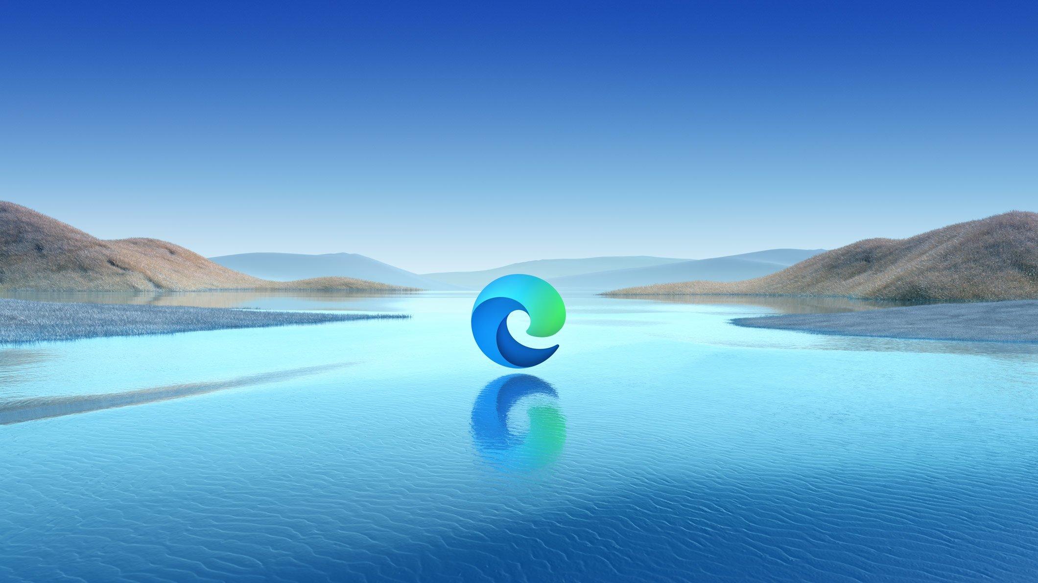 Edge navegador logo