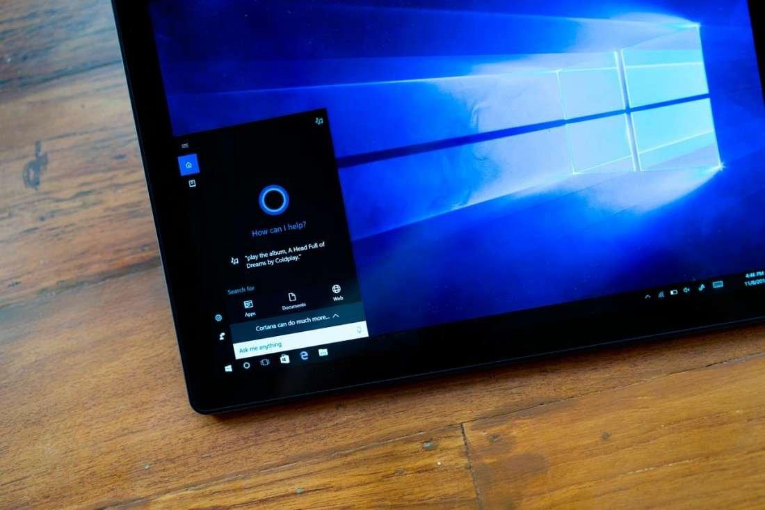 Cortana da Microsoft