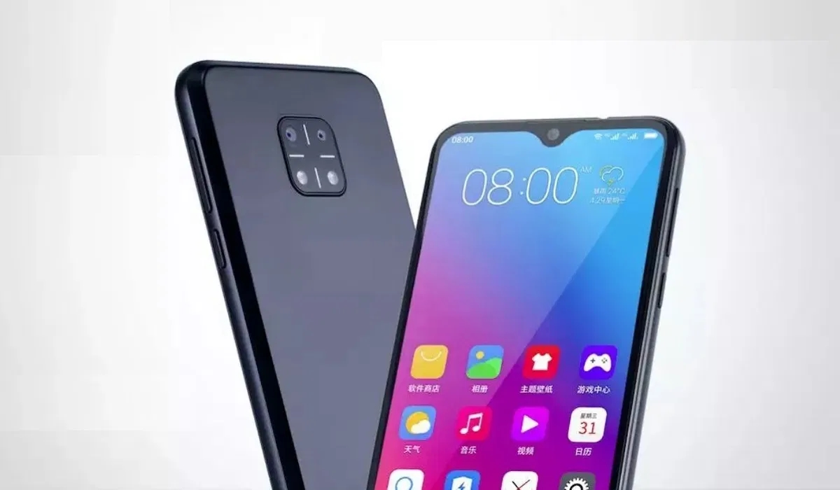 smartphone da Gionee