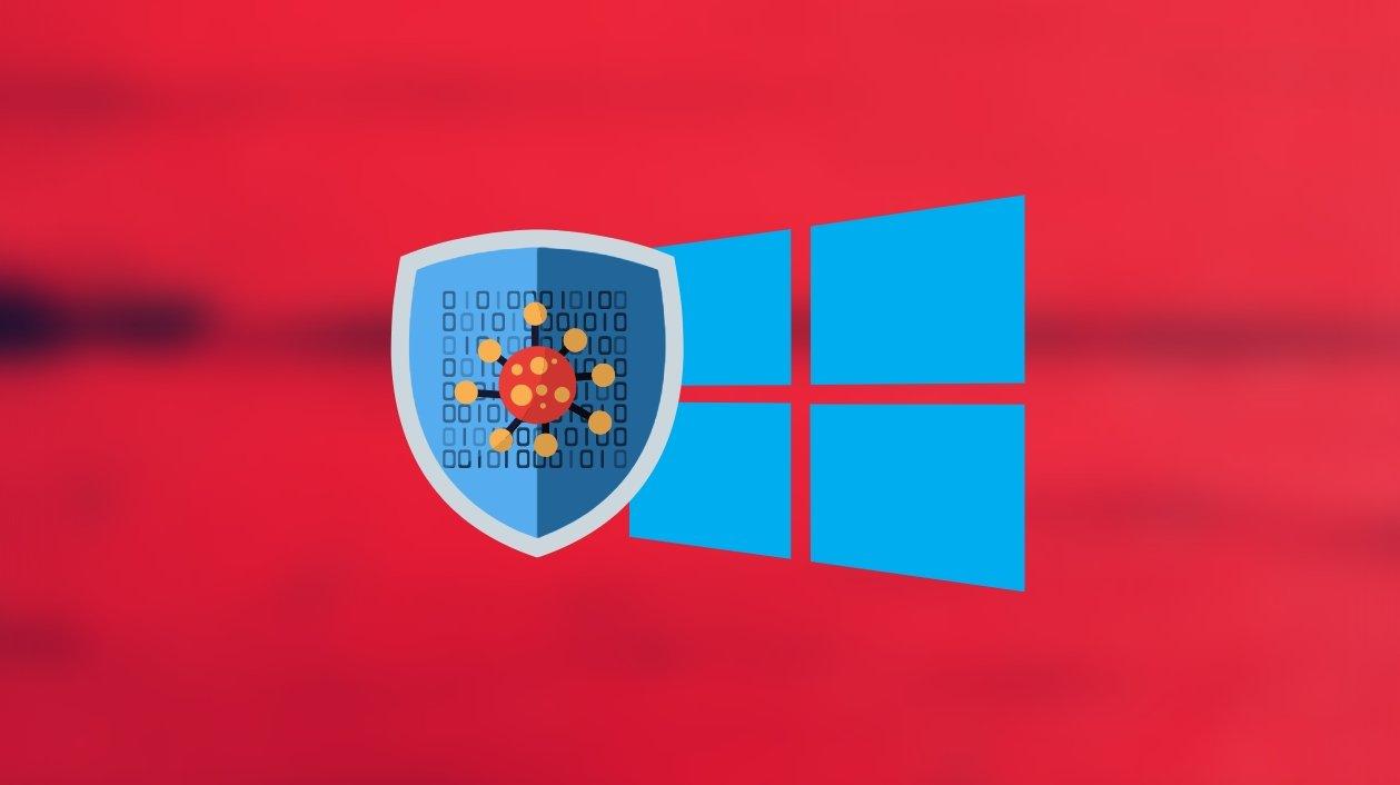 Windows antivírus e malware