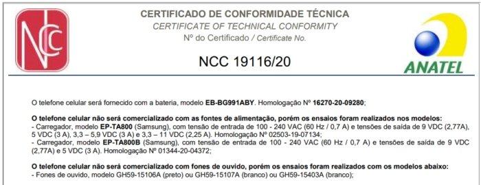 certificação da empresa no brasil
