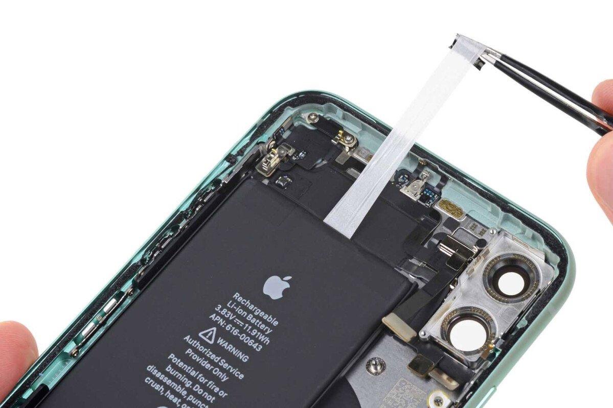 Apple bateria iPhone 12