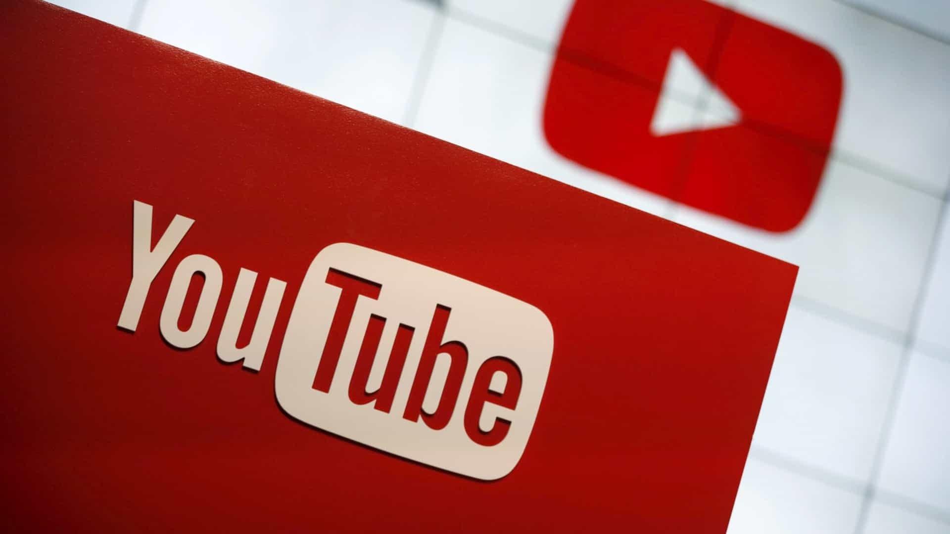 YouTube sede empresa logo