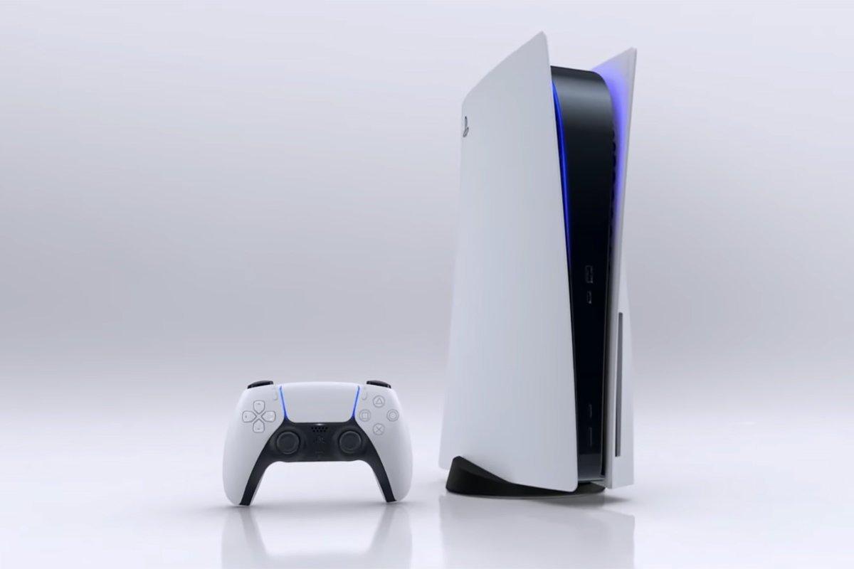 PS5 consola da Sony