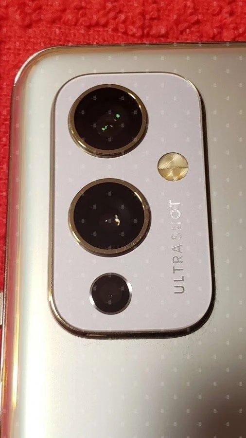 câmaras OnePlus 9