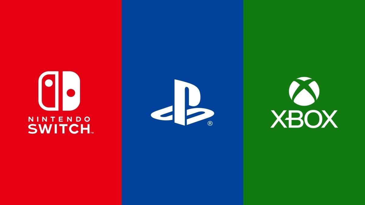 três maiores editoras videojogos