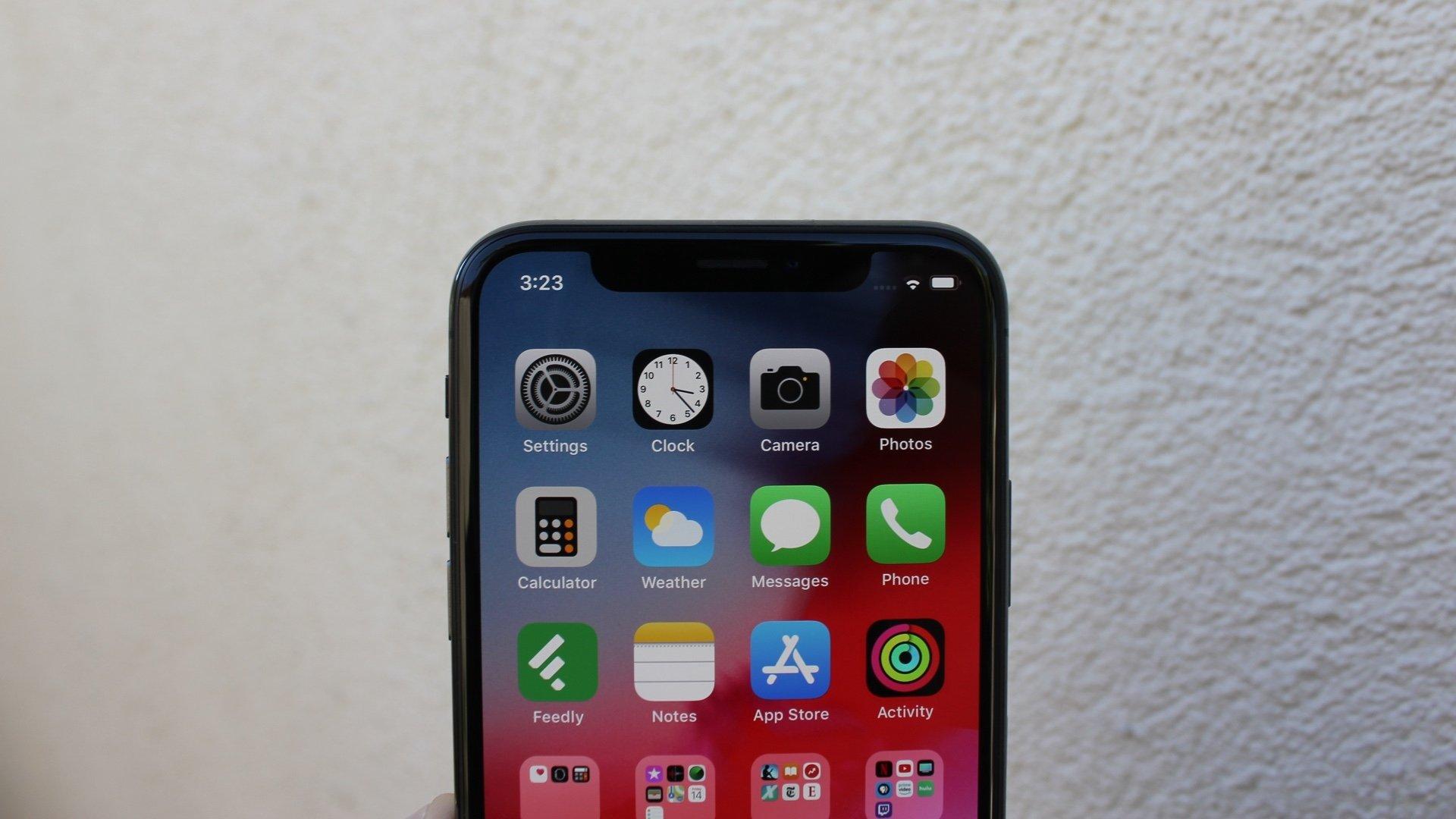 iPhone antigo