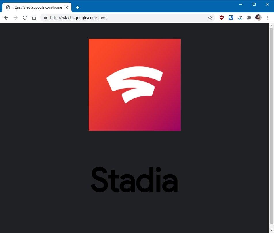 Google Stadia erro