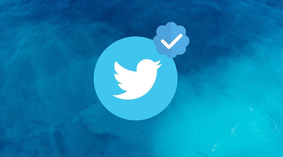 Twitter conta verificada